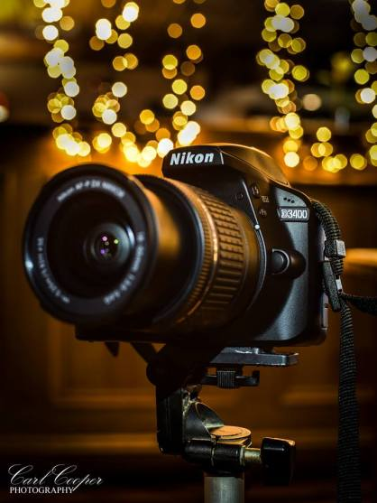 Camera and Bokeh - Carl Cooper