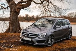 Mercedes at Hornsea - Carl Cooper